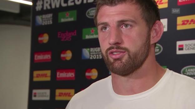 Video «Rugby: Interview mit Wood» abspielen