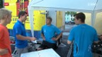 Video «Turnfest: Volleyballnight» abspielen