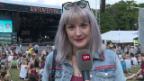 Video «Tina Nägeli: Mit dem «Goldenen Gummistiefel» auf den Gurten» abspielen