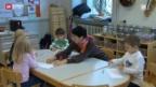 Video «Aus für die Grundstufe im Kanton Zürich» abspielen