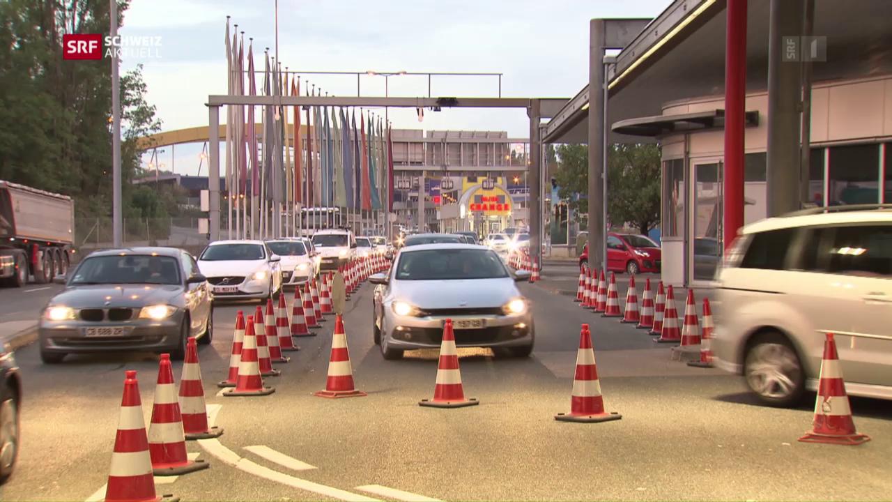 Genf braucht die Grenzgänger