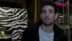 Video «Künstlerisch: Daniel Hellmann bietet «Full Service»» abspielen