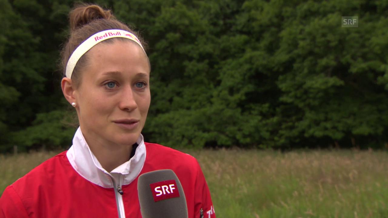 OL: WM-Aus von Judith Wyder