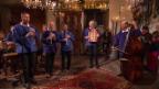 Video «Engadiner Ländlerfründa mit «Engadiner Schlawiner»» abspielen