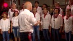 Video «Chor Appenzell: «Boom Bang a Bang»» abspielen