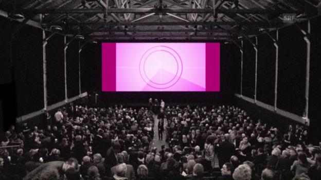 Video «Sondersendung zu den Solothurner Filmtagen» abspielen