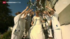Video ««Gegen die Heiratsstrafe»» abspielen