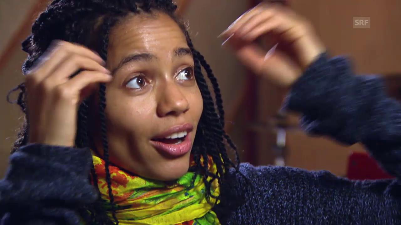Warum Nneka Nigeria verliess