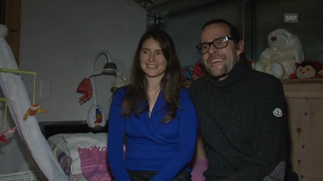 Heinz und Evelyne Julen über ihren Sohn