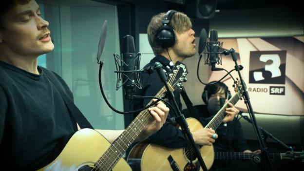 Video «Mando Diao «Money» – SRF 3 Live Session» abspielen