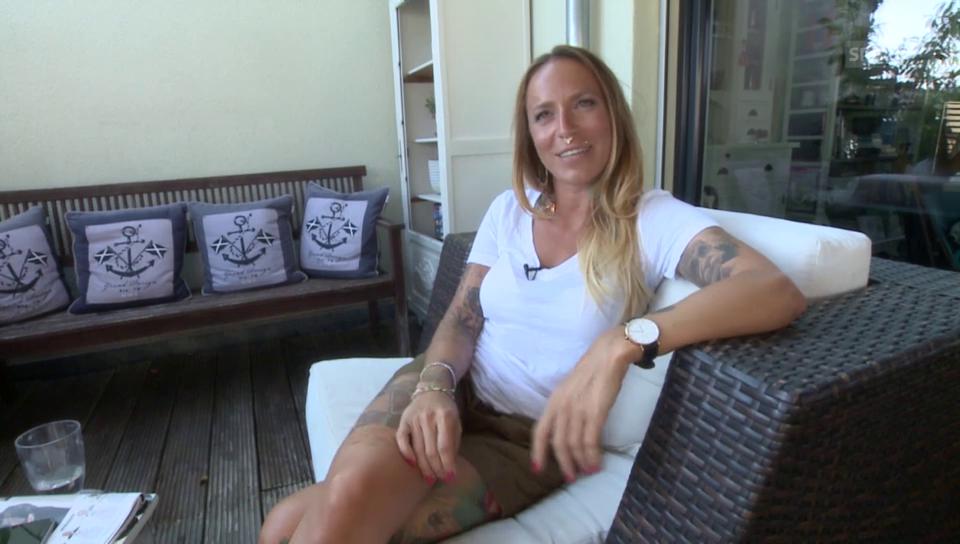 Giada Ilardo: Die «Tattoo-Königin» der Schweiz