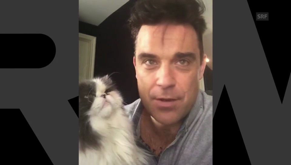 Robbie Williams über sein Album