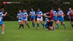 Video «Rugby: Der Frauen-Klub Zurich Valkyries im Porträt» abspielen
