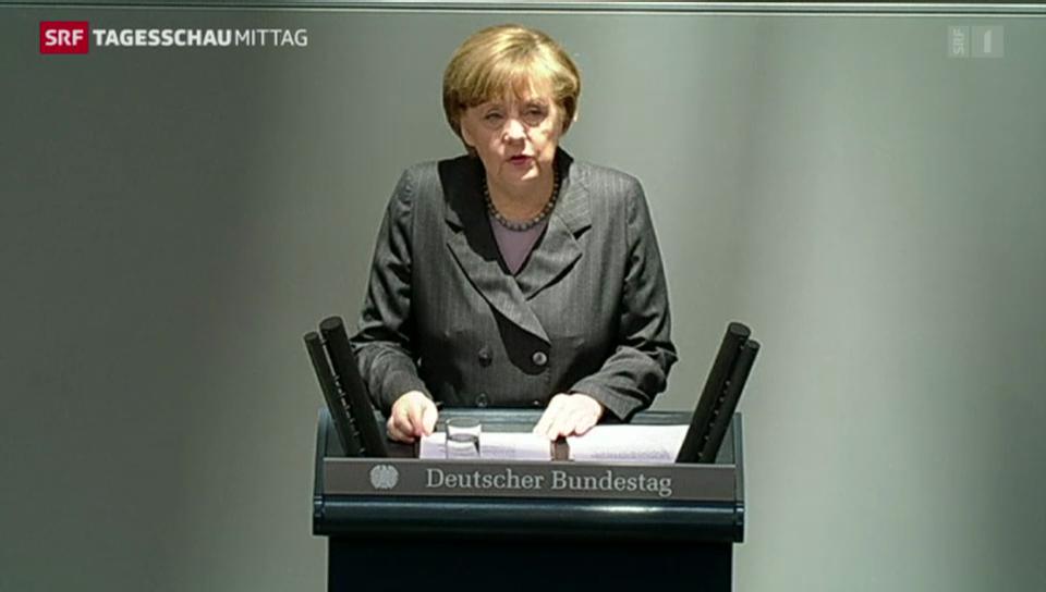 Merkel warnt Russland vor Annexion der Krim