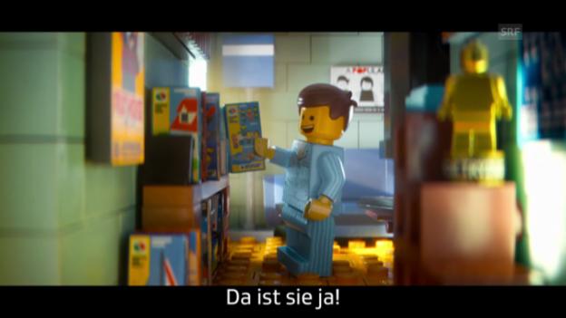 Video «Filmbesprechung «Lego the Movie»» abspielen