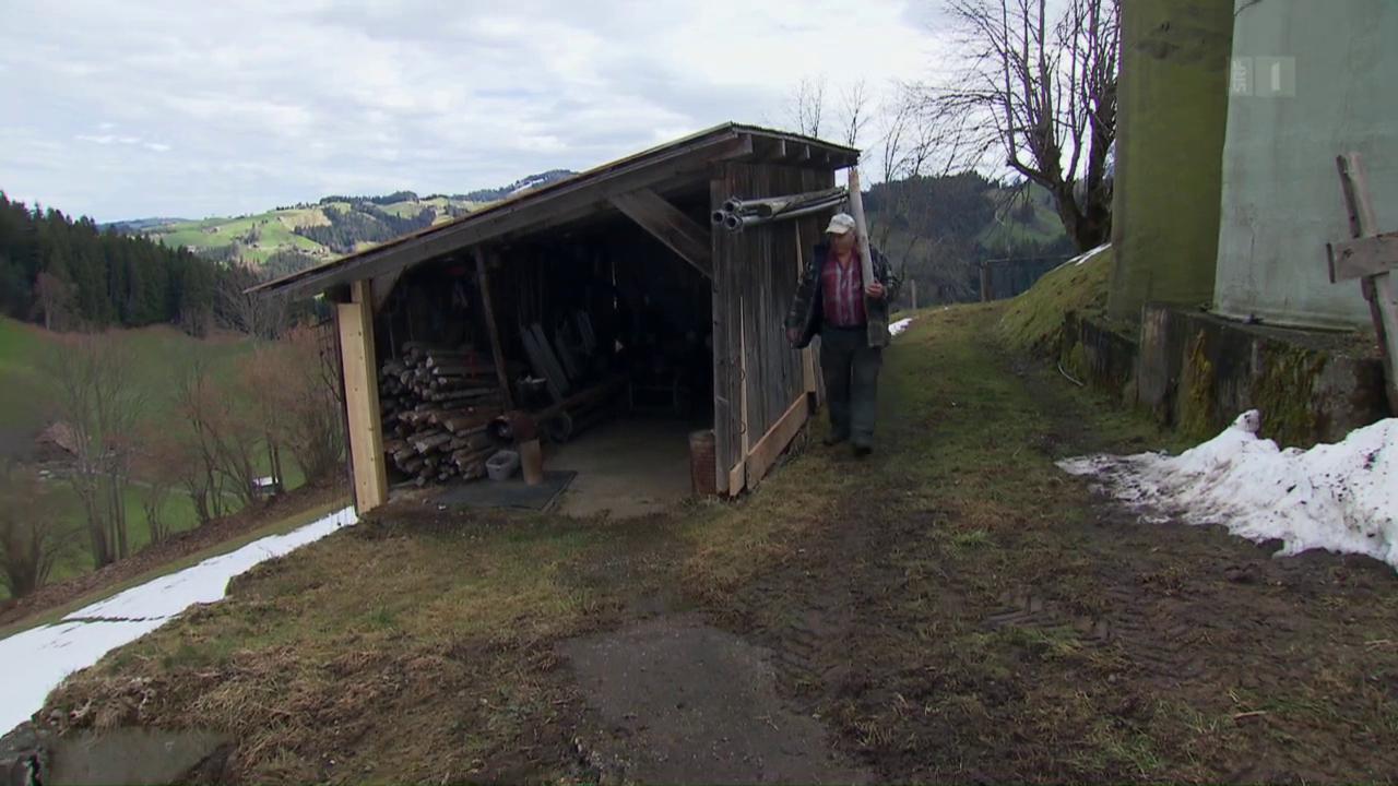 Baugebühren nach 50 Jahren: Gemeinde kassiert für alten Schopf