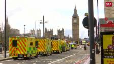Link öffnet eine Lightbox. Video Tote und Verletzte auf der Westminster Brücke abspielen