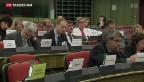 Video «CH-EU-Parlamentariertreffen in Strassburg» abspielen