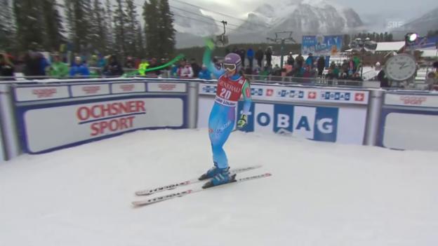 Video «Ski: Michael Bont zu den internationalen Stars» abspielen