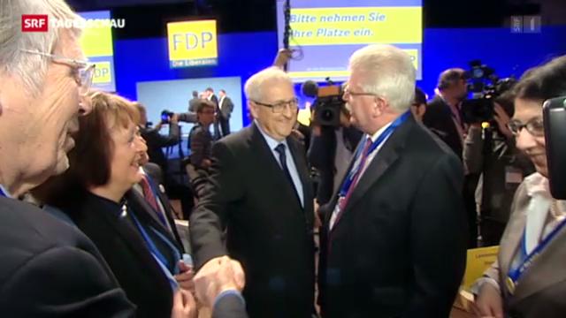 Parteitag der deutschen FDP