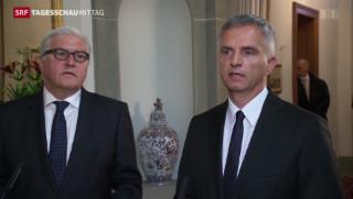Video «OSZE bemüht sich um Lösung in der Ukraine» abspielen