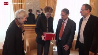 Video «Memoiren von Holocaust- Überlebenden» abspielen