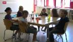 Video «Kommt der obligatorische Mittagstisch?» abspielen
