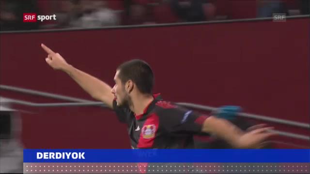Derdiyok zurück zu Bayer Leverkusen («sportaktuell»)