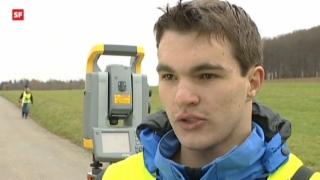 Video «Berufsbild: Geomatiker EFZ » abspielen