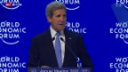 Video «John Kerry am WEF» abspielen
