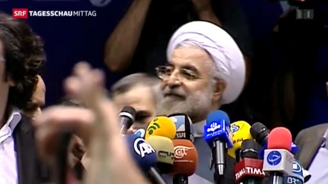 Neuer Präsident im Iran
