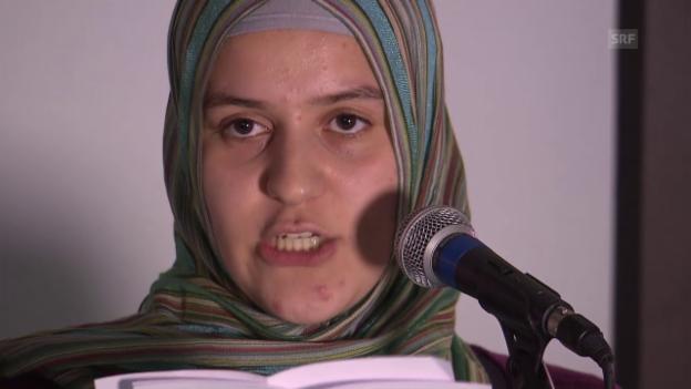 Video ««i,Slam»: Iman» abspielen