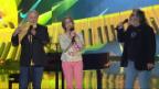 Video «Peter, Sue & Marc mit einem Hitmedley» abspielen