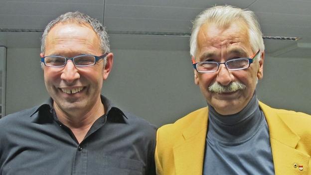 Streitgespräch zwischen Claude Belart und Georg Nussbaumer (14.11.2014)