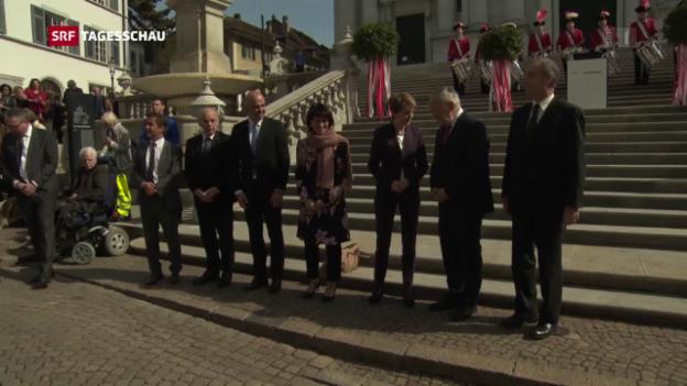 Video «Folgen auch für die Schweiz» abspielen