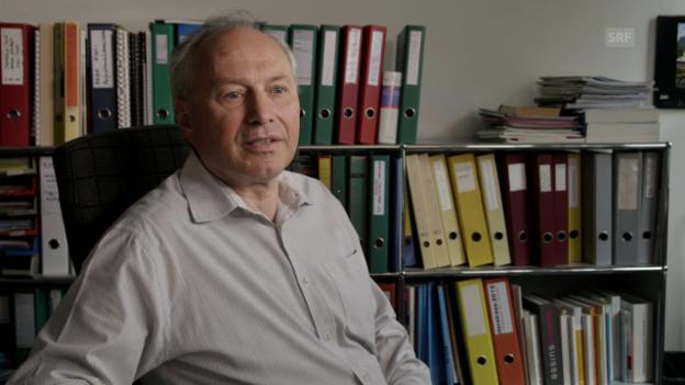 Video «Jürg Schoch, Direktor Gymnasium Unterstrass, Zürich» abspielen