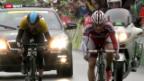 Video «Rad: Tour de Romandie, 4. Etappe» abspielen