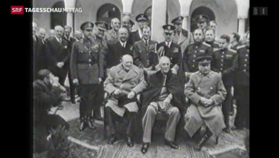 70 Jahre Jalta