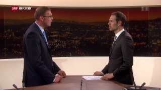 Video «FOKUS: Studiogespräch mit Peter V. Kunz» abspielen