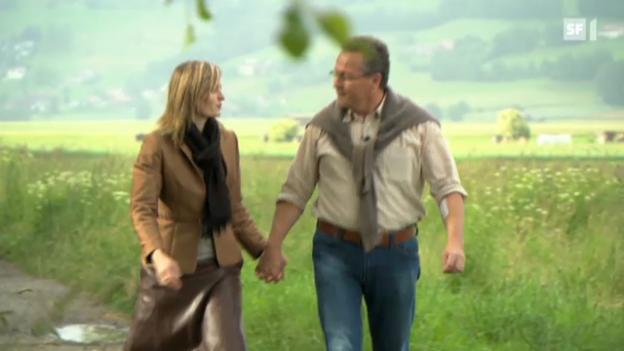 Video «Wie Oxytocin die Partnerschaft beeinflusst» abspielen