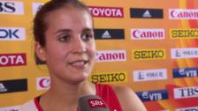 Video «LA: WM Peking, Petra Fontanive im Interview» abspielen