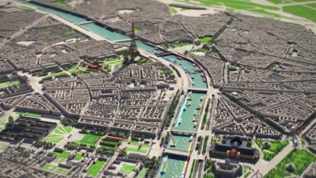 Video «Paris stellt sich vor» abspielen