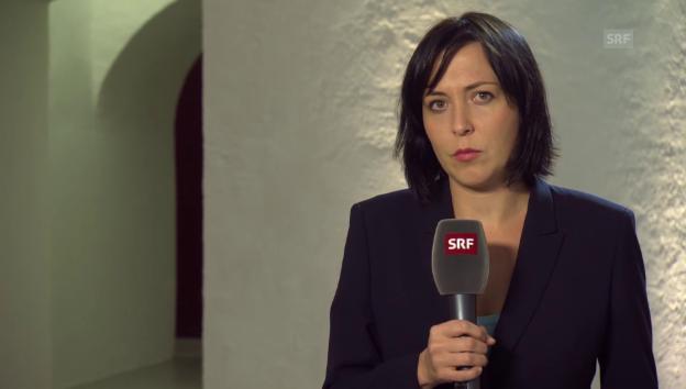 Video «AG: Einschätzung zur Stunde» abspielen