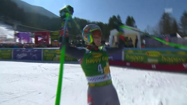 Video «Ski Alpin: Riesenslalom Kranjska Gora, 2. Lauf Ted Ligety («sportlive», 8.3.2014)» abspielen