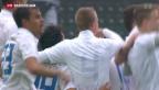 Video «FC Zürich ist Cupsieger 2014» abspielen