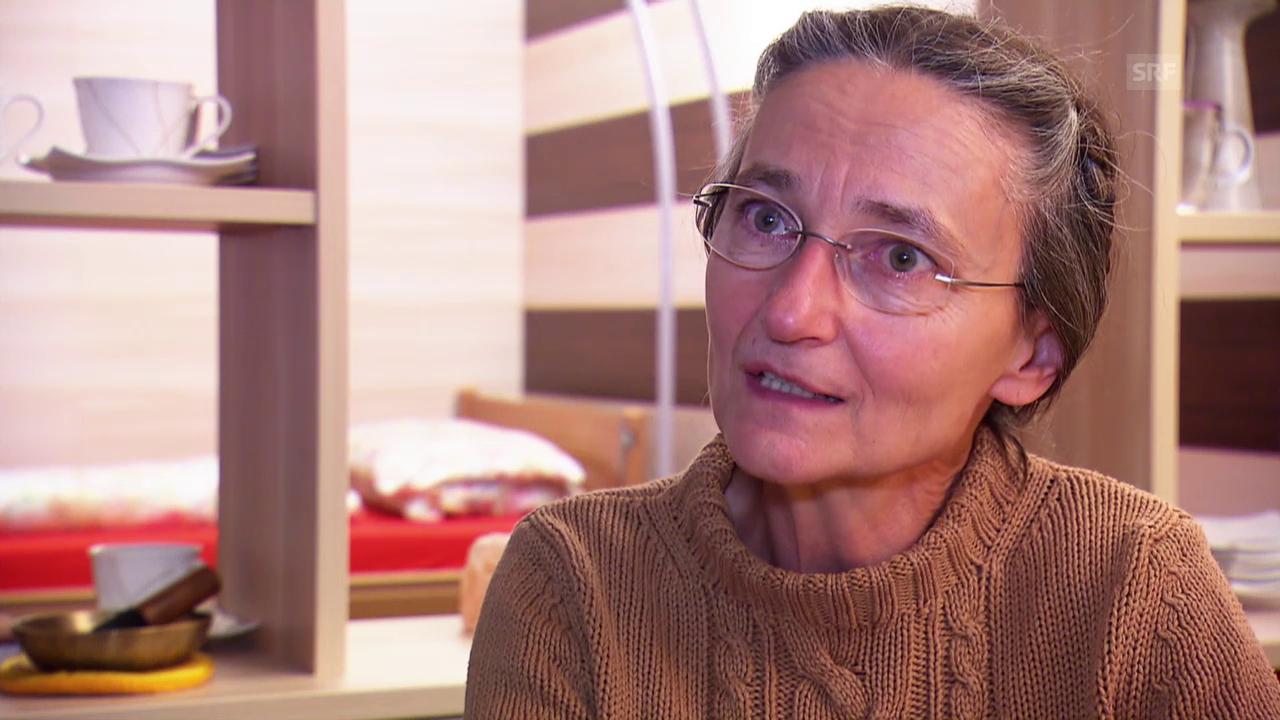 Erika Preisig, Vizepräsidentin Lifecircle, über Sterbehilfe bei Demenz