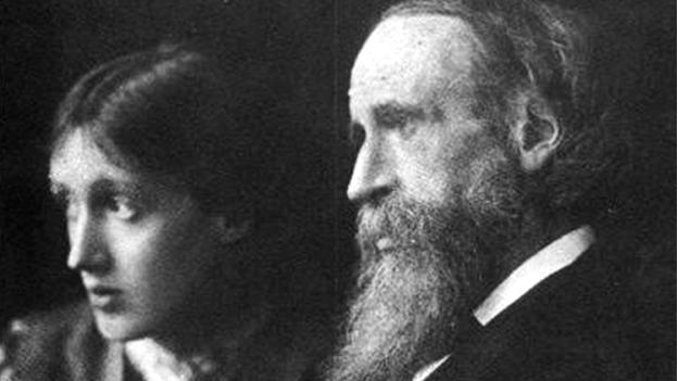 Virginia Woolf über ihren Vater (aus «Skizze der Vergangenheit»)