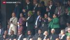 Video «Die Welt nimmt Abschied von Mandela» abspielen