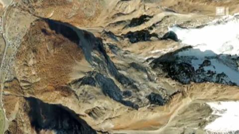 Permafrost-Schwund in den Alpen