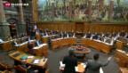 Video «Einheitskasse fällt im Ständerat durch» abspielen